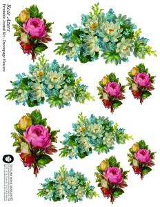 tsunamirose_roseazure_printablejournalkit_decoupageflowers